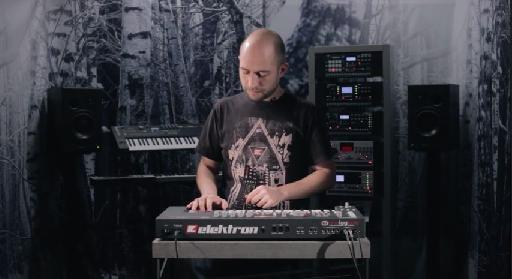 Elektron Analog Keys workflow video