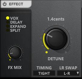 effect vox