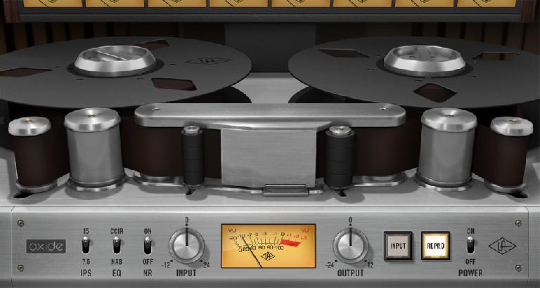Oxide Tape Recorder Plug-In