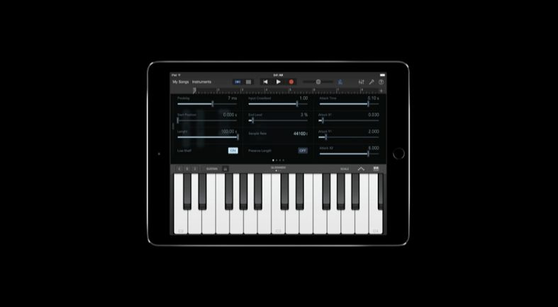 Audio Units from right inside GarageBand or any DAW on iPad? Yes, please! (image: 9to5Mac.com)