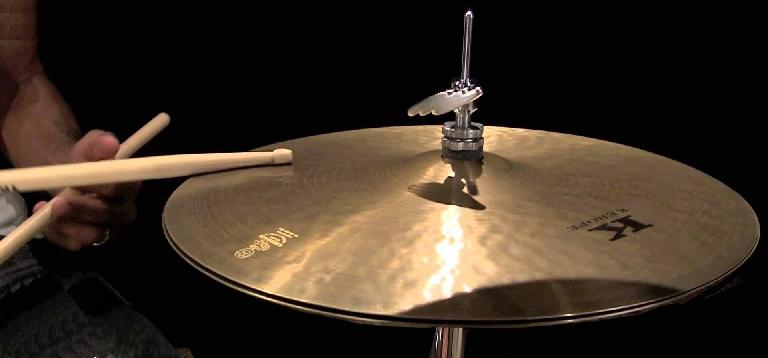 Subtle real hihat work can often enhance a virtual drum track