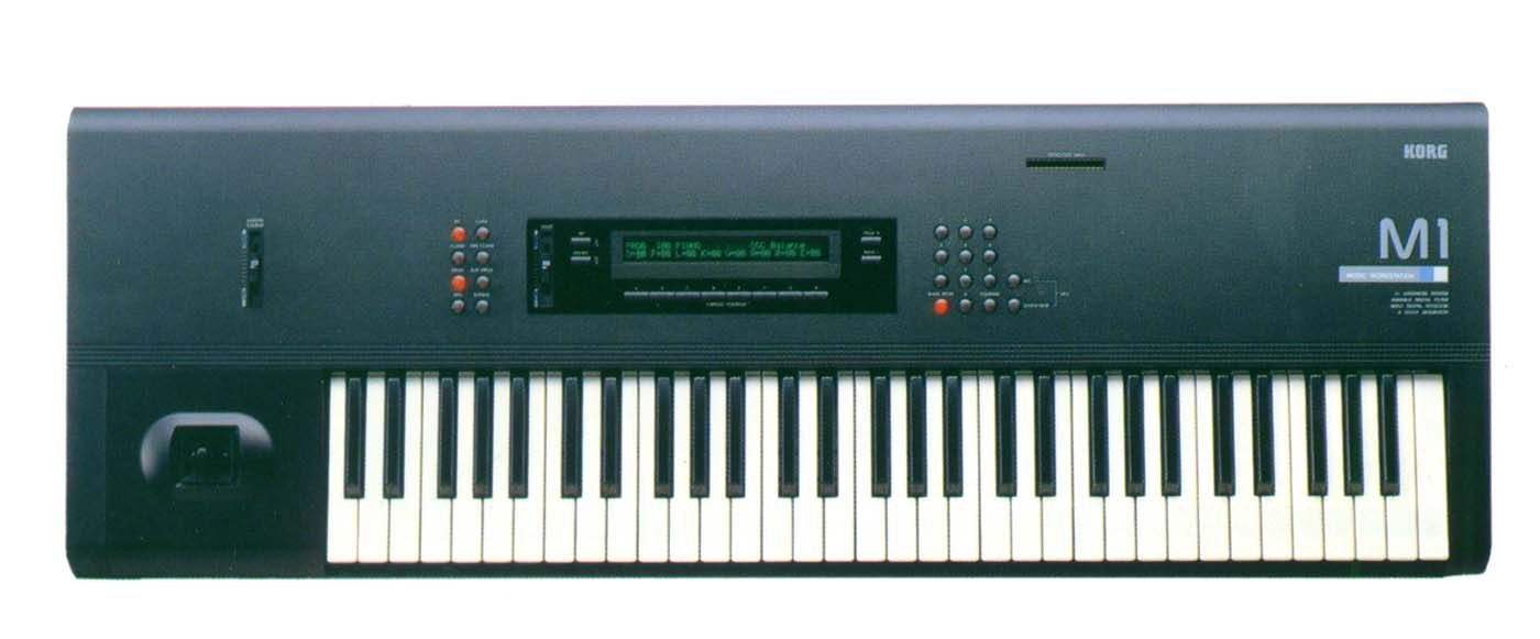 5 Keyboard Workstations that Rocked the 80s 90s