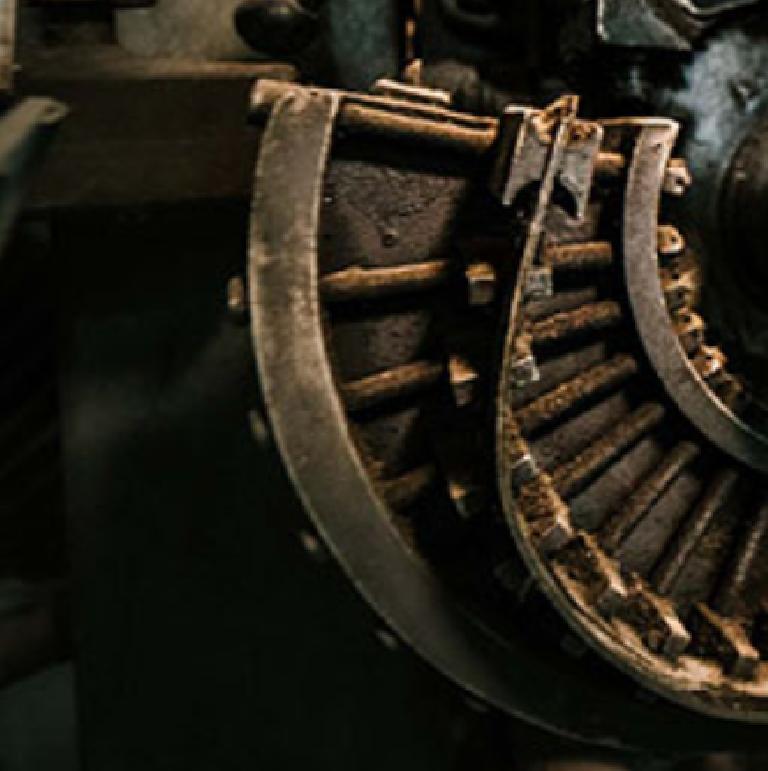 Raw Machinery