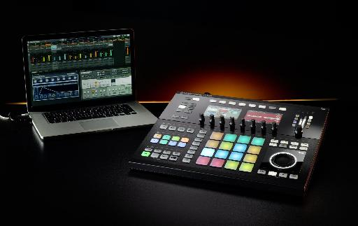 (Pic 1) Maschine is a monster hardware / software combo.