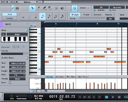 Creating Harmony Parts