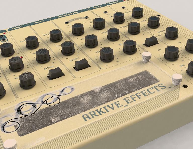 Arkive Effects