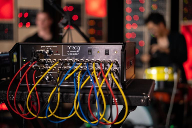 Moog Vocoder 2