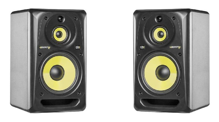 KRK ROKIT 10-3 G3 3-way monitors