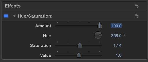 That pesky Hue control may need to go all the way around the circle to get to the right setting.