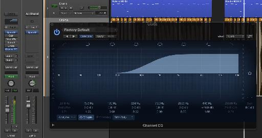 'Side' Processing With Logic's New EQ