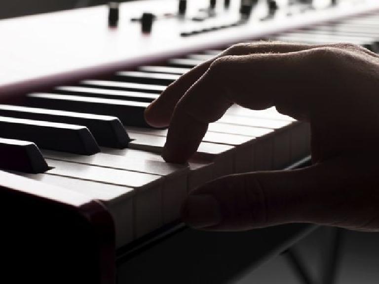 Nord Piano 3 keys