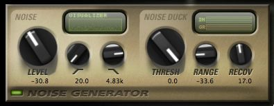 Adding the Noise Generator to the mix!