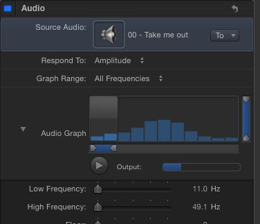 Audio Graph