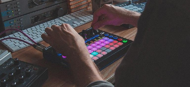 Novation Circuit is incredibly fun to play, tweak and can really scream when you want it to.