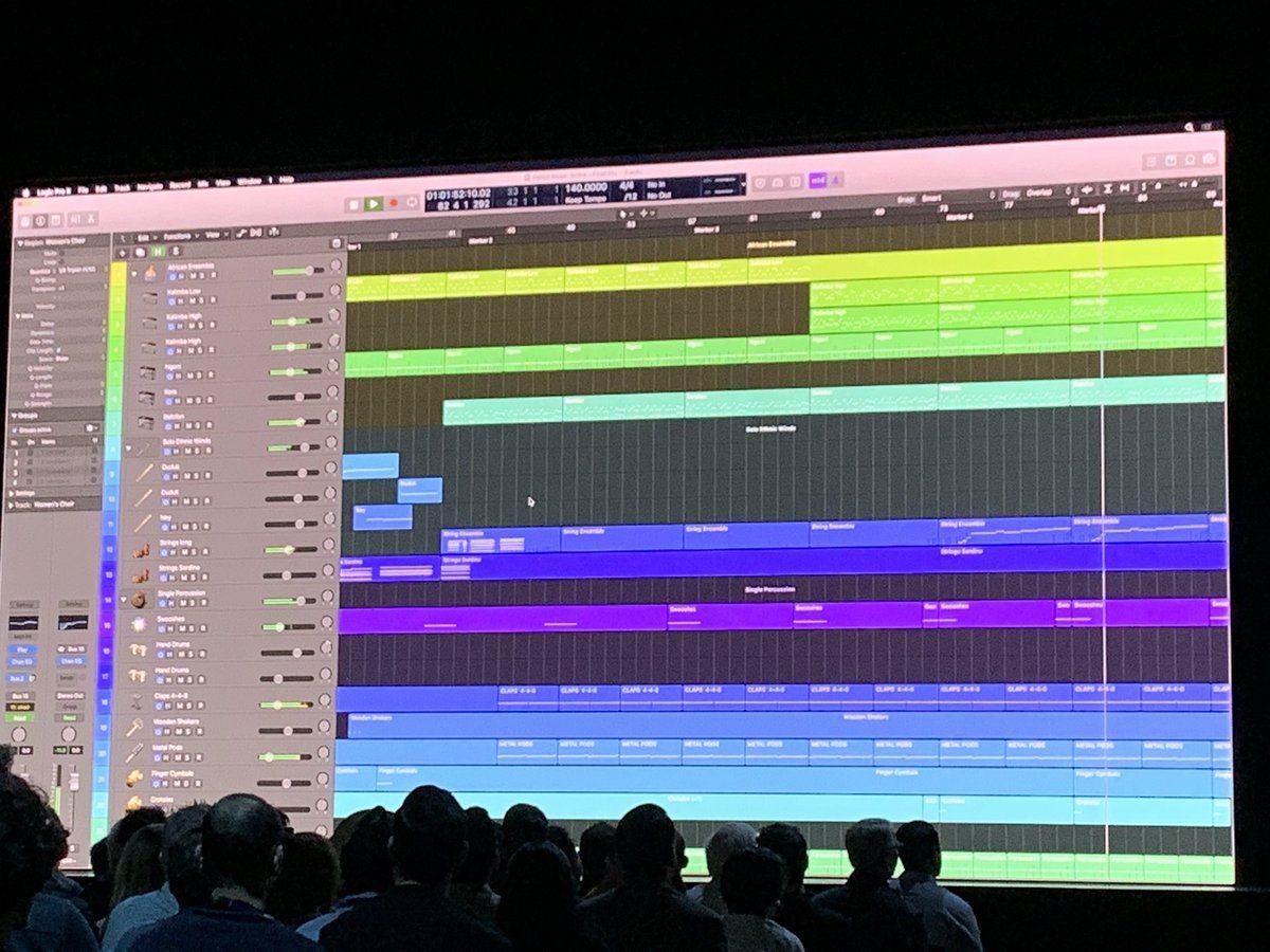 Sneak Peek Apple Previews Logic Pro X 10 4 5 At Wwdc 2019 Macprovideo Com