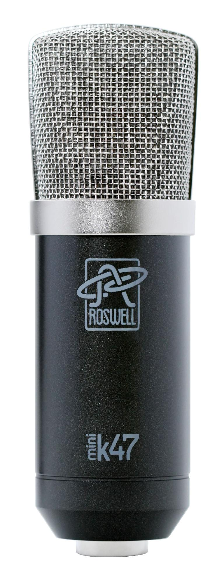 Roswell Pro Audio Mini K47 microphone.