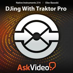 Olav's DJing With Traktor Pro Video Course.
