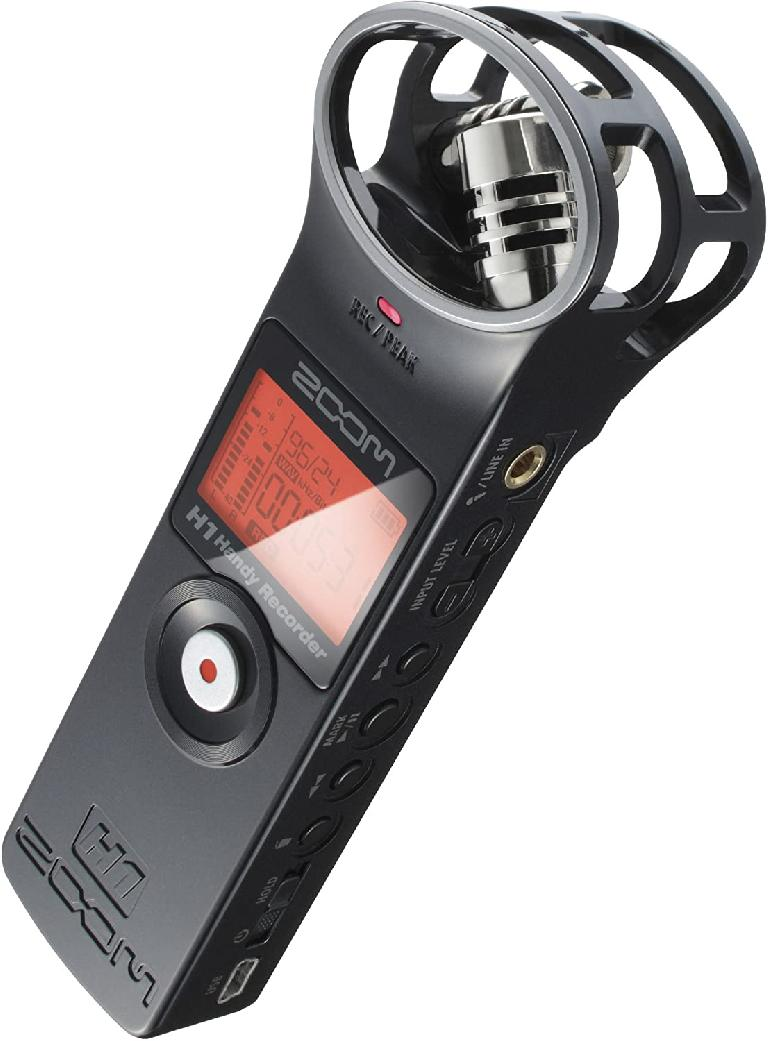 4. A Handheld For Acoustics