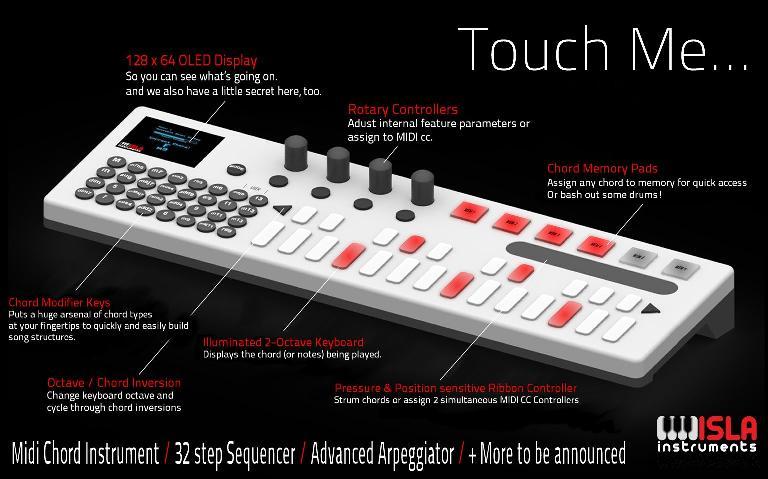ISLA Instruments ChordBot