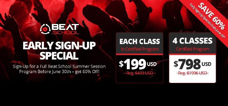 Beat.School Promo