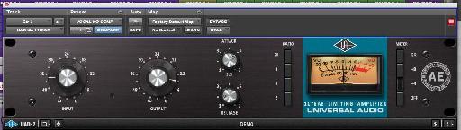 1176 Vocal Transformer.