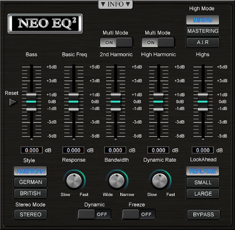 Neo EQ Grand Collection