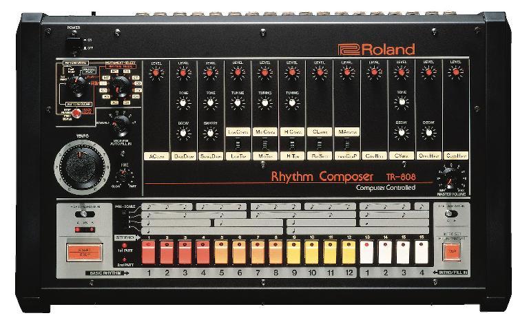 Roland TR0-808