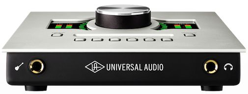 Not everyone's a winer... But the UA Apollo Twin Thunderbolt Audio Interface is!