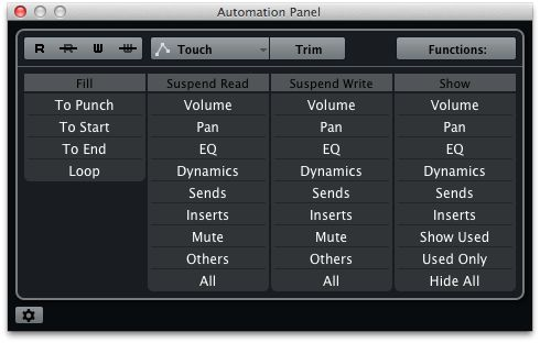 Automate all sorts of parameters to make your mix sound more dynamic and interesting.