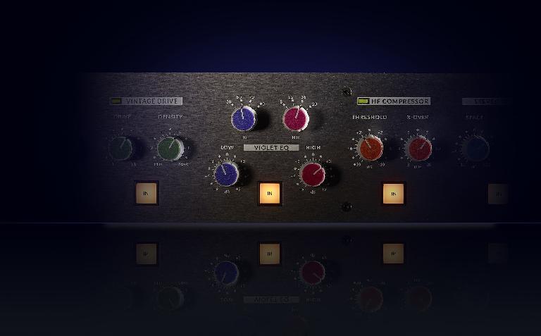 SSL Fusion Violet EQ