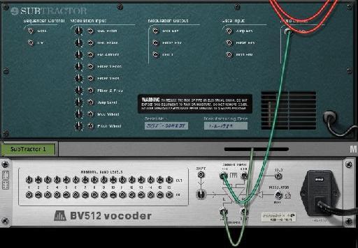 BV512 vocoder