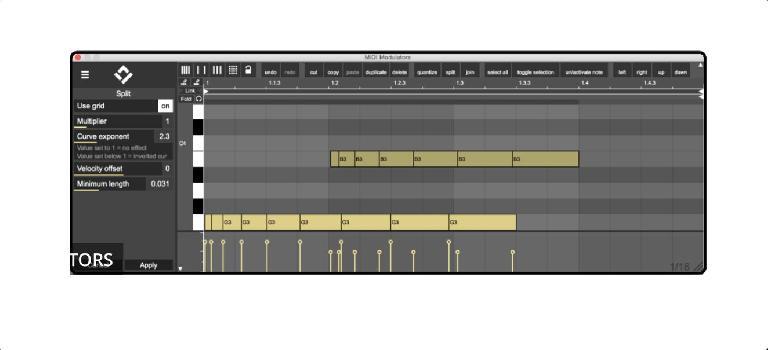 MIDI Modulators