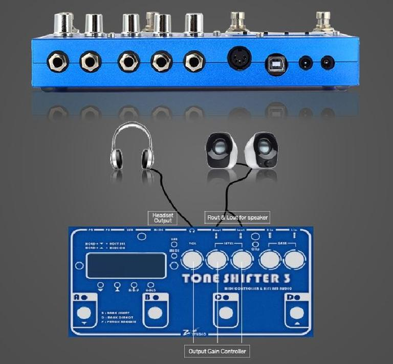 Tone Shifter 3 diagram