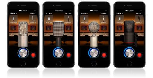 IK Multimedia iRig Mic Room.