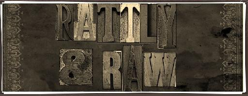 Figure 1 – Rattly and Raw Logo