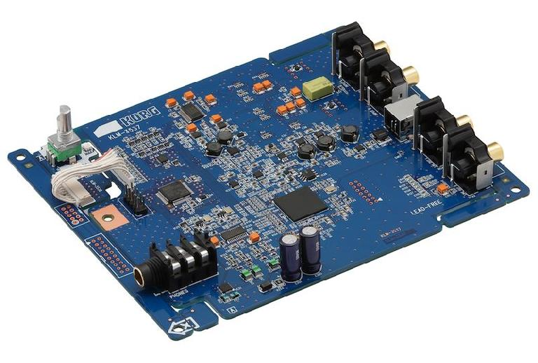 What's inside the Korg DS-DAC-10R.