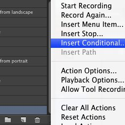 Photoshop Cc Conditional Actions Macprovideo Com
