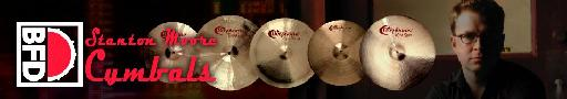 FXpansion BFD Stanton Moore Cymbals Pack