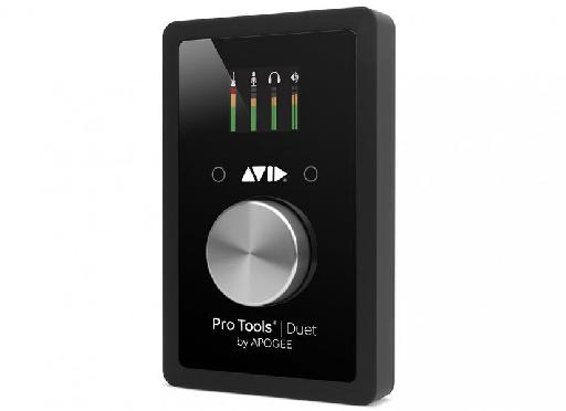 Apogee Duet | Pro Tools edition.