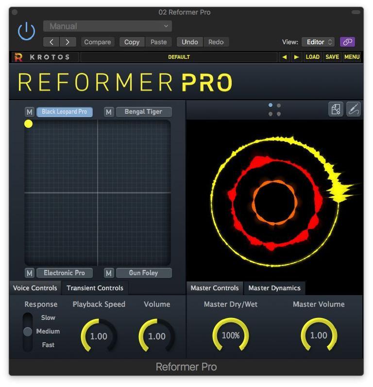 Krotos' Reformer Pro