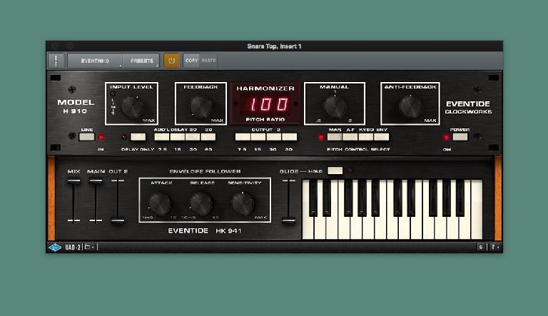 Eventide H910 Harmonizer