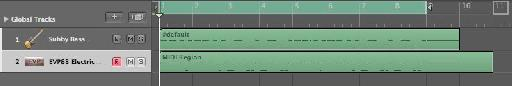 duplicate the MIDI data across tracks