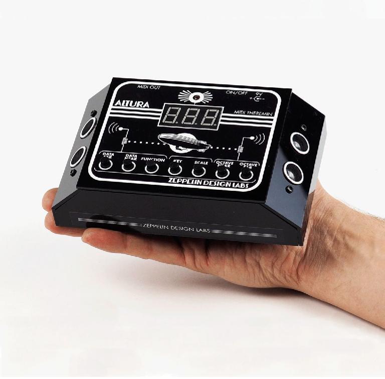 Zeppelin Design Labs Altura Theremin MIDI Controller