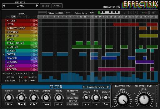 For something a little different (or an injection of inspiration) try Effectrix.