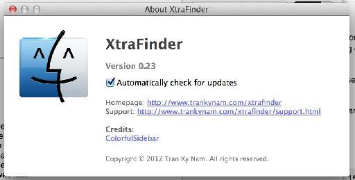 Xtra Finder