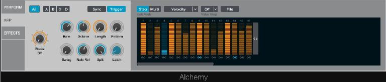 Logic Pro X Alchemy 6