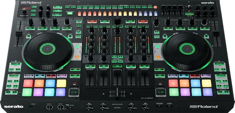 Click to zoom in to Serato / Roland DJ-808.