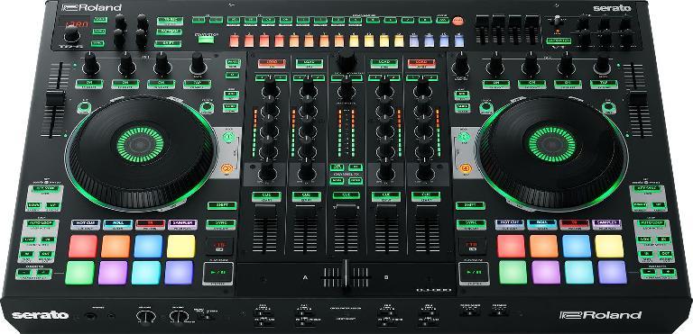 Click to zoom in to Serato / Roland DJ-808.
