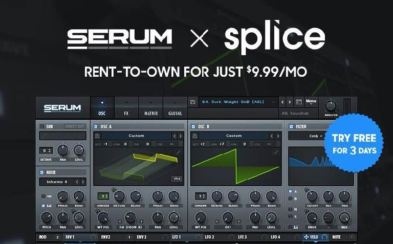 rent to own Serum