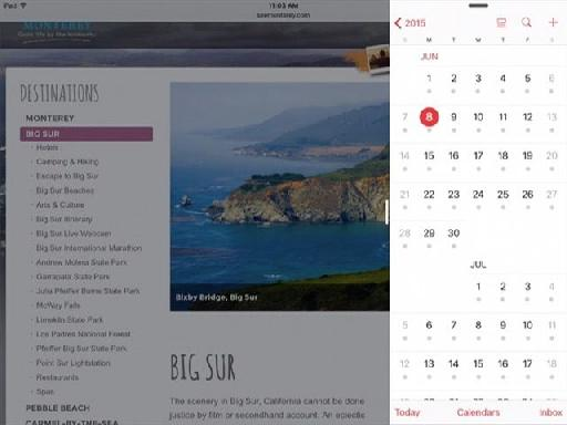 New support for multitasking—this is the simpler way.